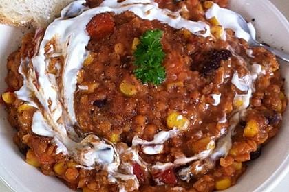 Veganes, basisches Chili 19