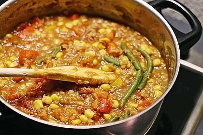 Veganes, basisches Chili 7