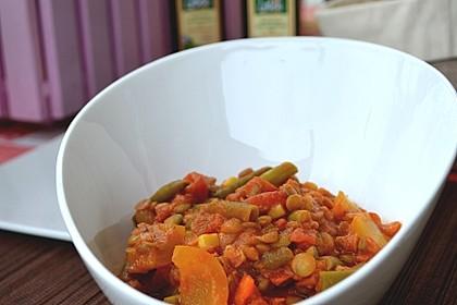 Veganes, basisches Chili 10