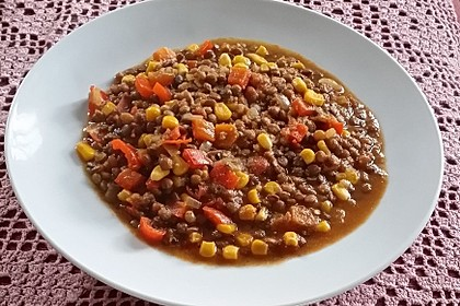 Veganes, basisches Chili 13