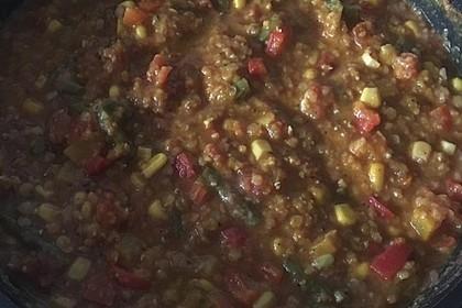 Veganes, basisches Chili 20