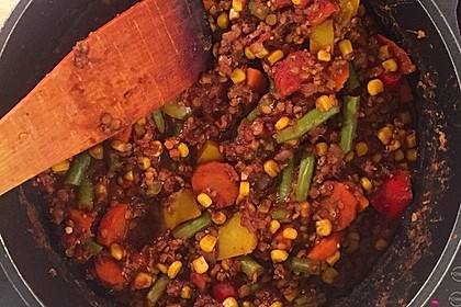Veganes, basisches Chili 18