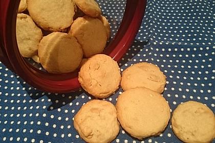 Aloha crunchy Erdnuss Cookies (Bild)