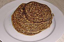 Amaranth-Buchweizen-Pfannkuchen