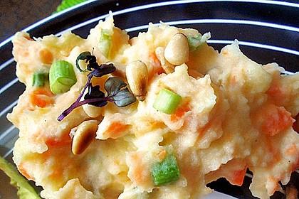 Kartoffel-Möhren-Stampf 2