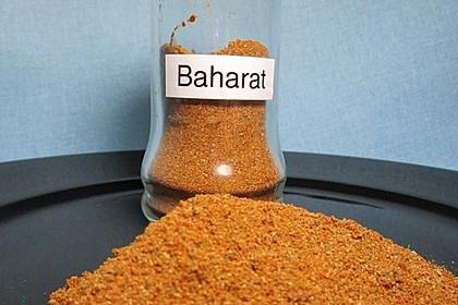 Baharat (arabische Gewürzmischung) 1