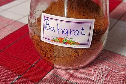 Baharat (arabische Gewürzmischung) 2