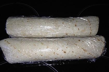 Lachsmousse-Röllchen 2