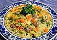 Kartoffel-Möhren Suppe