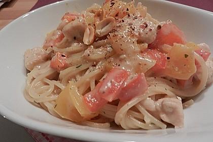 Erdnussbutterspaghetti 2