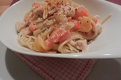 Erdnussbutterspaghetti 1