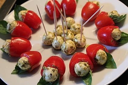 Tomate-Mozzarella mal anders 1