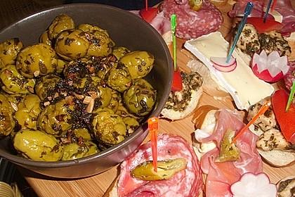 Olive al forno 0