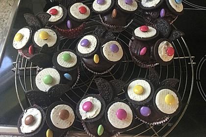 Eulen-Muffins 41