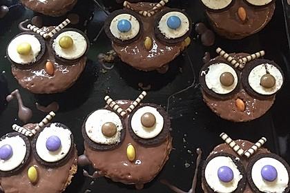 Eulen-Muffins 5