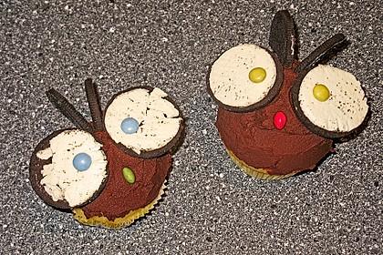 Eulen-Muffins 17