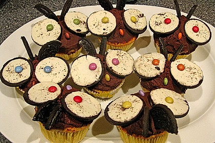Eulen-Muffins 33