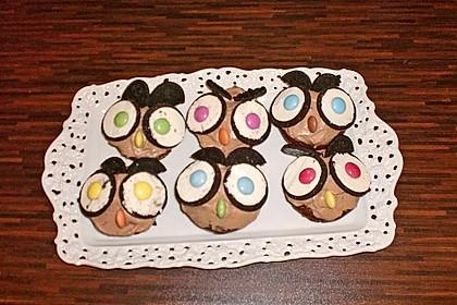 Eulen-Muffins 34