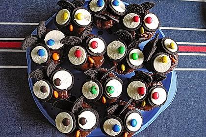 Eulen-Muffins 10