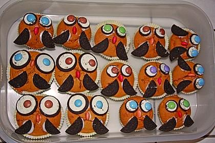 Eulen-Muffins 57