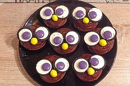 Eulen-Muffins 1