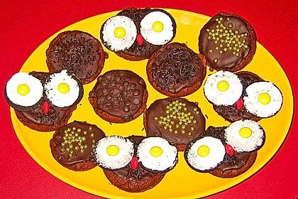 Eulen-Muffins 18