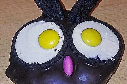 Eulen-Muffins 22