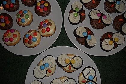 Eulen-Muffins 48