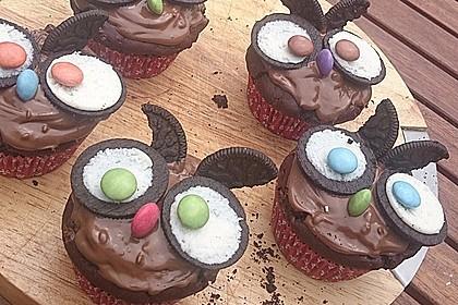 Eulen-Muffins 29