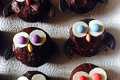 Eulen-Muffins 15