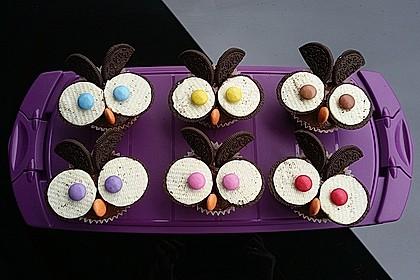 Eulen-Muffins 8