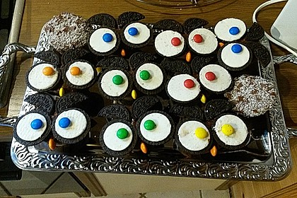 Eulen-Muffins 11
