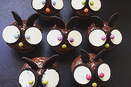 Eulen-Muffins 3