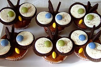 Eulen-Muffins 6