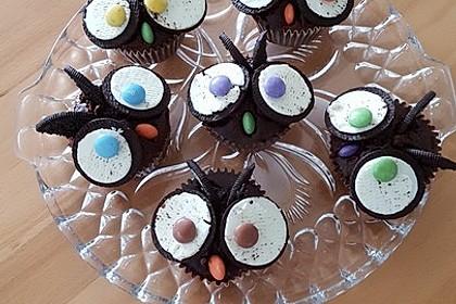 Eulen-Muffins 7