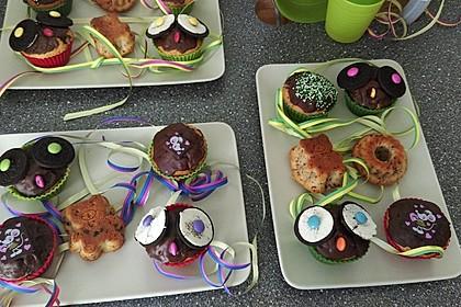 Eulen-Muffins 32