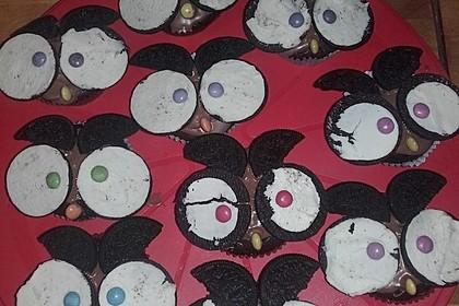 Eulen-Muffins 50
