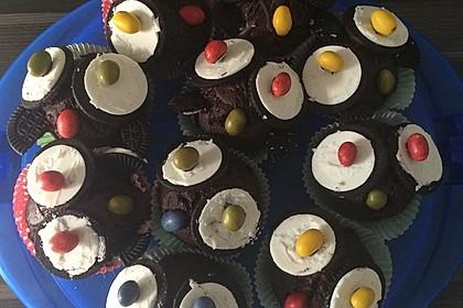 Eulen-Muffins 56