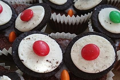 Eulen-Muffins 12