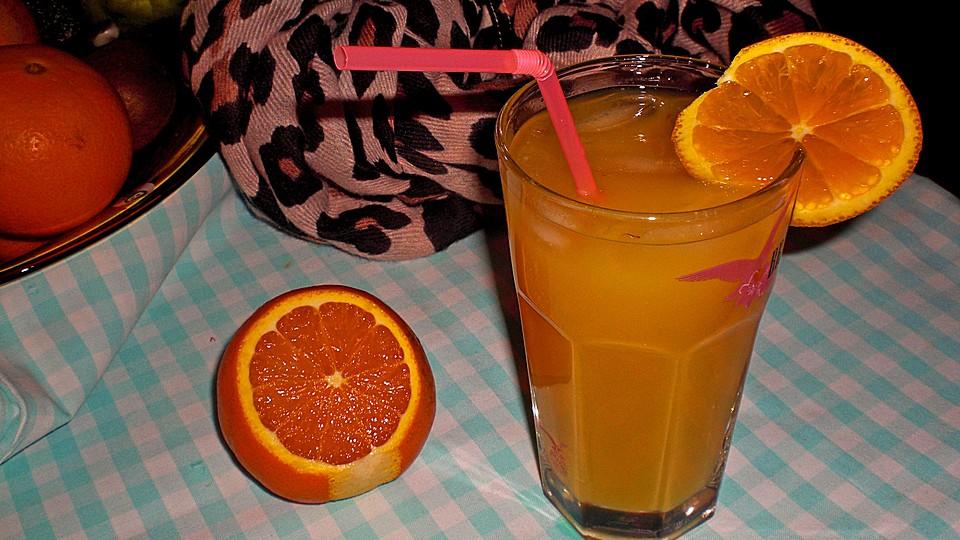 orangen ingwertee drink rezept mit bild von sarinalein. Black Bedroom Furniture Sets. Home Design Ideas