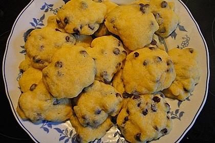 Chocolate Chip Cookies aus der Mikrowelle 0