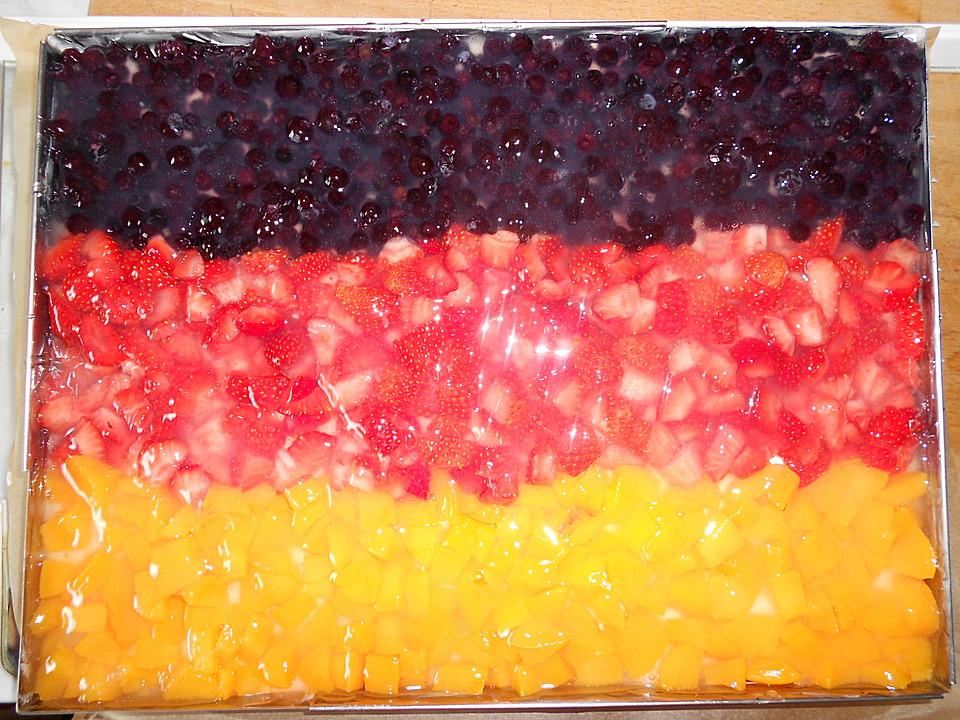 Deutschland torte von lini88 for Kuchen deutschland