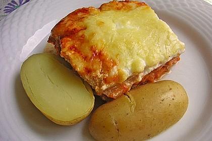 Kohlrabi-Lasagne 1