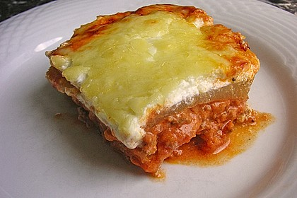 Kohlrabi-Lasagne 0