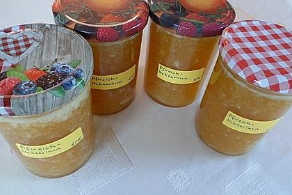Pfirsich-Nektarinen-Marmelade 3