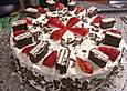 Kinderpinguin Torte