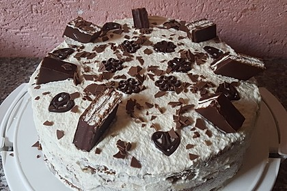 Kinderpinguin Torte 4