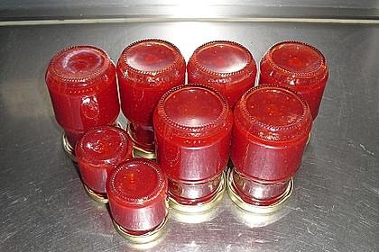 Fruchtig-süße Erdbeermarmelade 2
