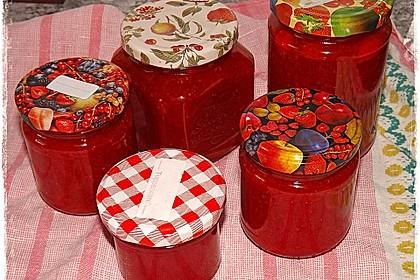 Fruchtig-süße Erdbeermarmelade 6