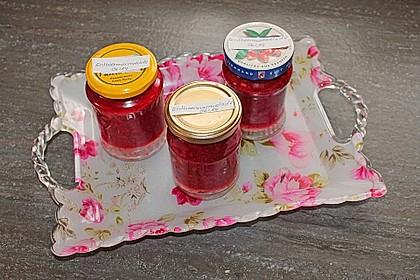 Fruchtig-süße Erdbeermarmelade 10